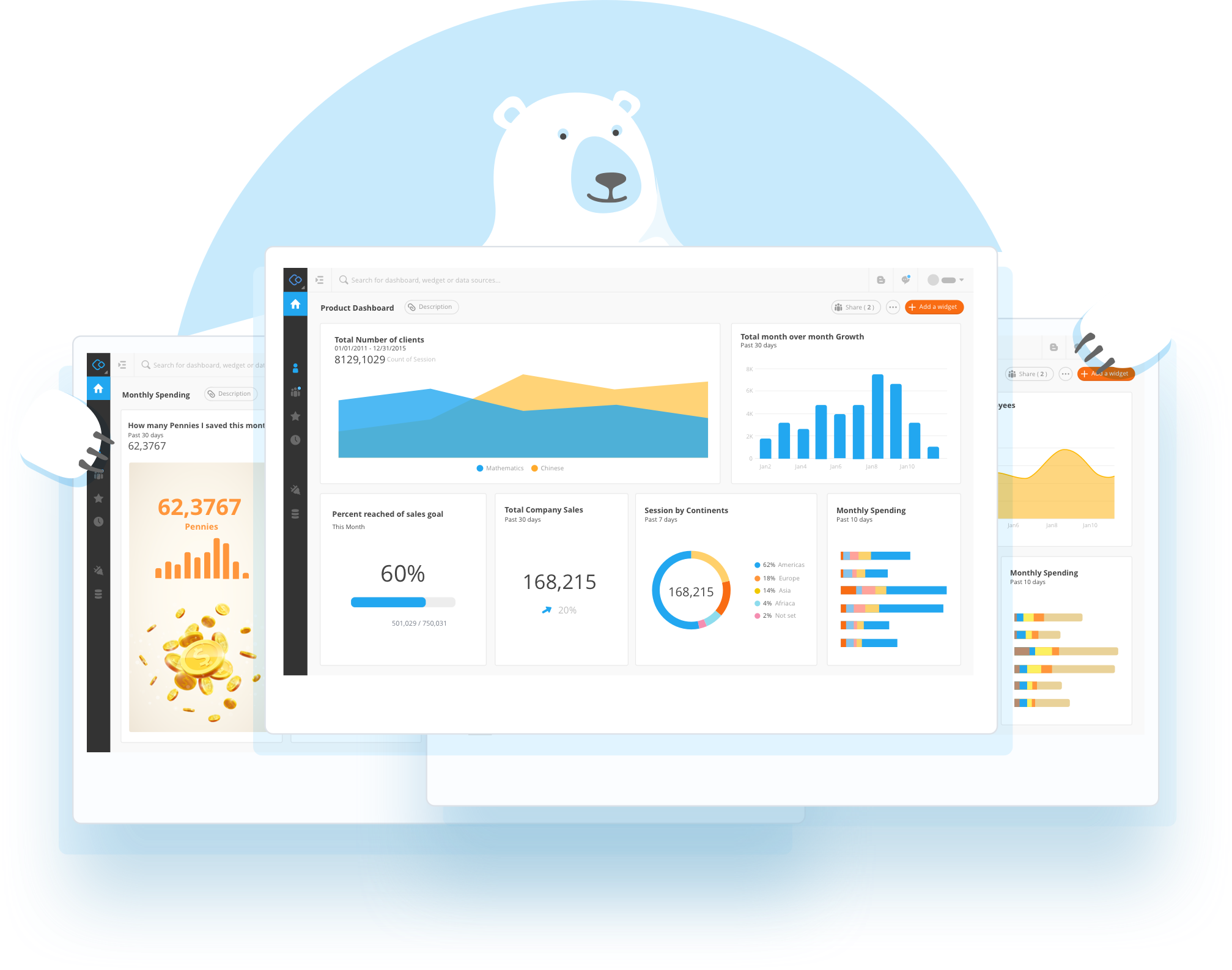 Bear with DataDeck